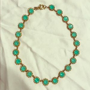 Green J.Crew Necklace